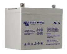 Solar Battery AGM 12V / 126Ah